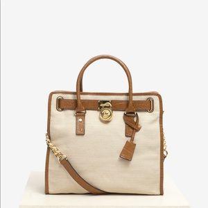 NWT Hamilton canvas bag
